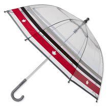 Canadiana Kids' Unisex Clear Umbrella
