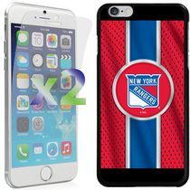 Exian NHL Case for iPhone 6 Plus - New York Rangers
