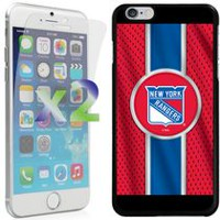 Exian Étui NHL pour iPhone 6 Plus - New York Rangers
