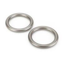 hometrends Magnetic Holdback Nickel