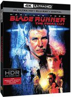 Blade Runner: The Final Cut  (4K Ultra HD + Blu-ray + Digital) (Bilingual)