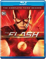The Flash: The Complete Third Season (Blu-ray)