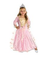 Rubie's Light Up Rose Princess Child Costume