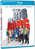The Big Bang Theory: The Complete Tenth Season (Blu-ray)