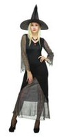Partyholic Women's Bewitched Witch Costume Medium