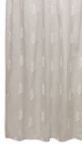 Springmaid Shimmering Botanical Shower Curtain