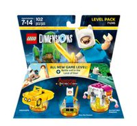 Lego Dimensions : Ensemble du niveau « Adventure Time »