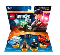 Lego Dimensions : Ensemble d'équipe « Harry Potter »