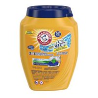 ARM & HAMMER Plus OxiClean Coldwater Fresh Scent Concentrated Laundry Detergent