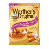 Werther's Original Soft Crème Caramels Candy