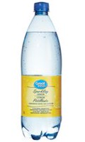 Great Value Sparkling Lemon Carbonated Water