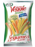 Sensible Portions Veggie Straws Original