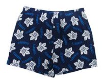 NHL Men's Sleep Boxer Shorts Medium