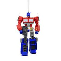 Hallmark Hasbro Transformers Optimus Prime Christmas Tree Ornament