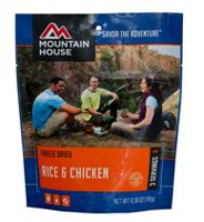 Mountain House Rice and Chicken Pouch
