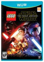 Jeu vidéo LEGO Star Wars : The Force Awakens (WIIU)