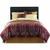 Springmaid Ikat Queen Bed-in-a Bag Bedding Set