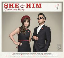 She & Him - Christmas Party