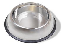 Van Ness Stainless Steel No Tip Bowl .47L 1.89L