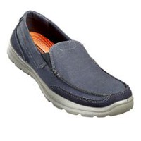 George Men's Charlie Slip-On Shoe Navy 12