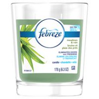Febreze Candle, Meadows and Rain