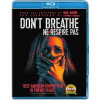 Don't Breathe (Blu-ray + Digital HD) (Bilingual)