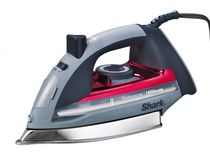 Shark GI305C, Lightweight Professional Steam Iron, 1500W, Red
