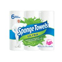 SpongeTowels Ultra Choose-A-Size 2 Ply Towel