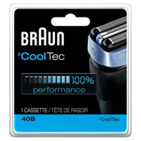 Braun Combi 40B Foil and Cutter Replacement Pack