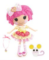 Poupée Lalaloopsy Super Silly PartyMD - Crumbs Sugar CookieMD
