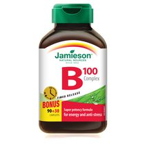 Jamieson B Complex Timed Release Caplets, 100 mg