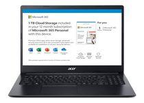 Ordinateur portable Acer Aspire 1 15,6 po Intel N4020 A115-31-C5QG comprend Microsoft 365 Personal avec 1 To de stockage en nuage