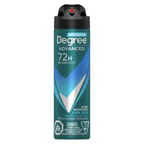 Degree for Men Cool Rush Dry Spray Antiperspirant