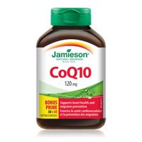 Jamieson CoQ10 Natural-Bioactive Softgels, 120 mg