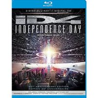 Independence Day (20th Anniversary Edition) (Blu-ray + Digital HD) (Bilingual)