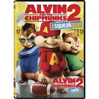 Alvin and the Chipmunks: The Squeakquel (Bilingual)