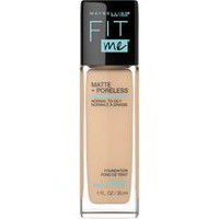Maybelline New York Fond de Teint Fit Me Matte + Poreless Beige Naturel