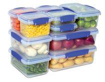 Sistema KlipIt Food Storage Container Set