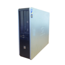 Ordinateur de bureau Desktop DC7900 HP rénové (processeur E8400 Core 2 duo d'Intel 3,00 Ghz)