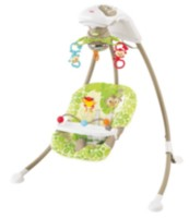 Fisher-Price - Cradle 'n Swing - Rainforest Friends