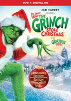 Dr. Seuss' How The Grinch Stole Christmas (DVD + Digital HD) (Bilingual)