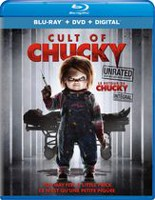 Cult Of Chucky (Blu-ray + DVD + Digital) (Bilingual)