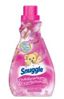 Snuggle Exhilarations Wild Orchid & Vanilla Kiss Concentrated Fabric Softener