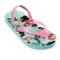 George Toddler Girls' Petal Flip Flops 10