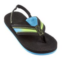 George Toddler Boys' Toe Thong Sandals 7-8
