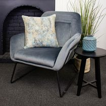 Poet Sky Luxury Cushion Cover (no insert included)