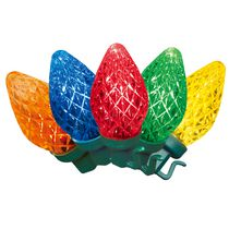 Holiday Time Ultra-Brite C7 Light Set