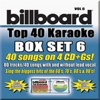 Sybersound - Billboard Top 40 Karaoke: Box Set 6
