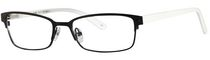 AV Studio Women's AV88S Black Eyeglass Frame