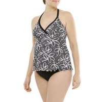 Krista Women's Maternity Tankini Swim Top L